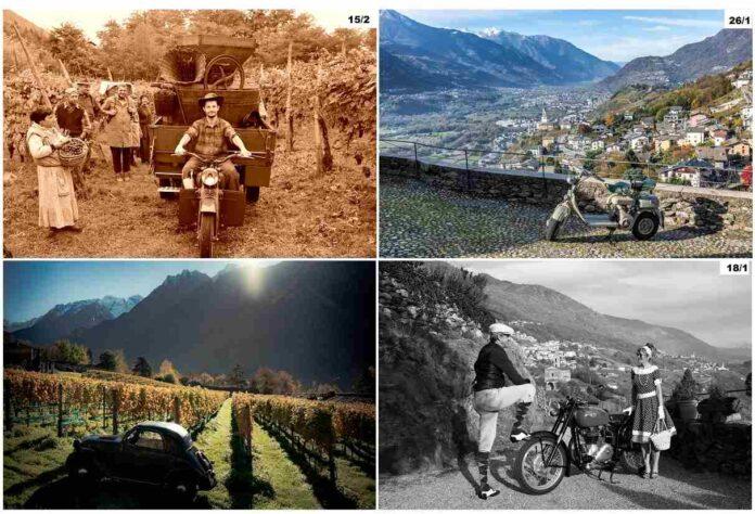 concorso fotografico classifica autore 1 Ferrari Rossano 2 Bonomi Meri 3 Baldini Simona Premio Speciale Bob Krieger Vigna Vertemate