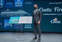 Costa Crociere Costa Firenze PAO 5988