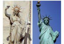 Milano e la Statua della Libertà
