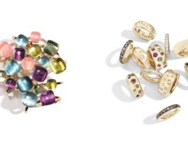 Nudo rings Iconica rings collection by Pomellato