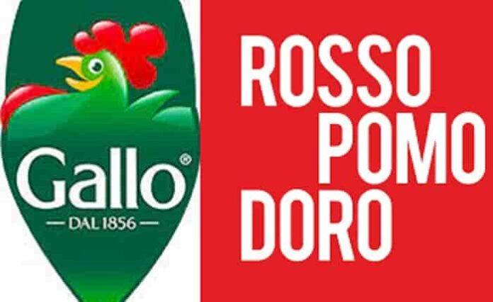 RISO GALLO ROSSOPOMODORO