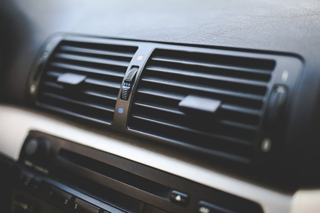 Ricarica aria auto
