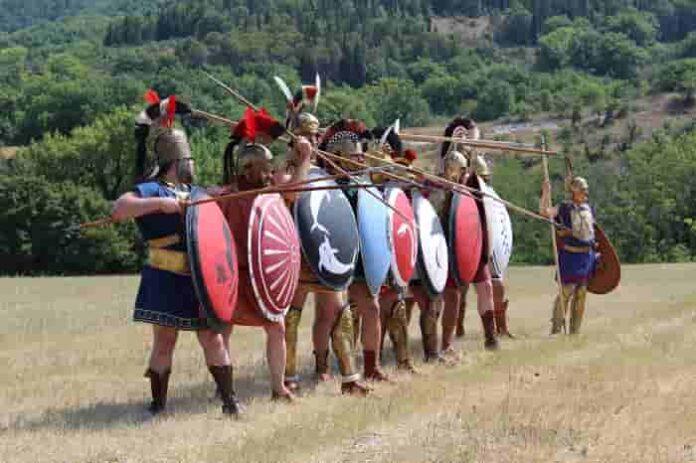 Scene di Battaglia