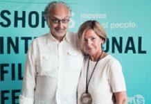 ShorTS 2021 I direttori Maurizio Di Rienzo e Chiara Valenti Omero