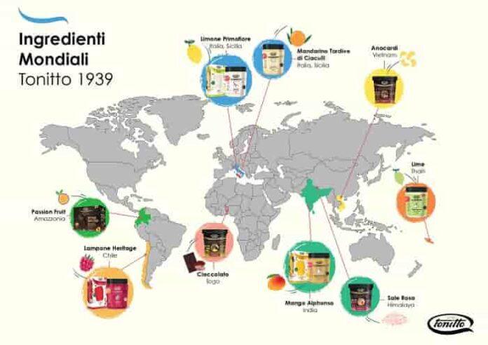 Tonitto Infografica IngredientiMondiali