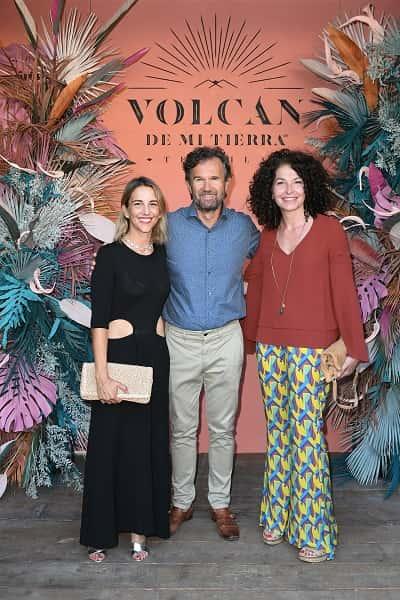 VOLCAN - Rosa Cracco; Carlo Cracco; Francesca Terragni - Direttore Marketing e Comunicazione Moet Hennessy Italia