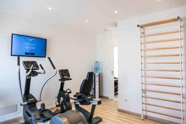 12 Fitness Room Gabbiano Azzurro Sardegna