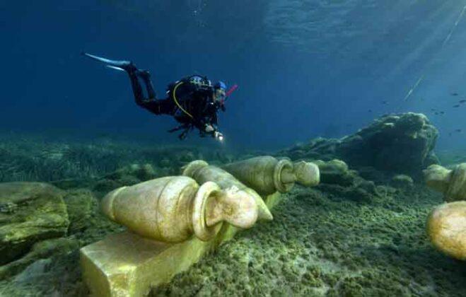 16 MuMart Underwater Museum Golfo Aranci Sardegna 1
