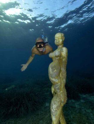 17 MuMart Underwater Museum Golfo Aranci Sardegna 2