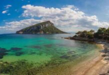 20 Cala Moresca Isola di Figarolo Golfo Aranci 1