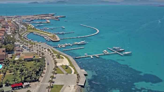 22 Golfo Aranci dal drone