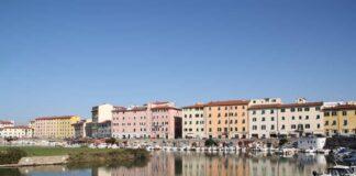 Livorno Fosso Reale foto di Piergiuliano Chesi Wikimedia Commons