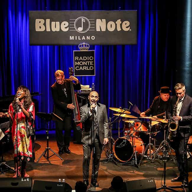 Matt Bianco Blue Note