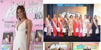 Miss Reginetta Riccione 2021 Marta Pedrotti 32 anni di Brescia