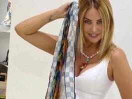 la modella Roby Breg
