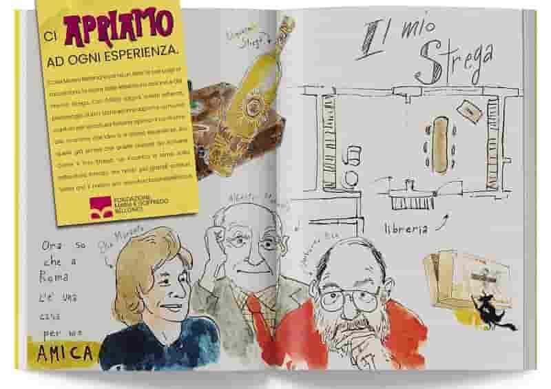 5 progetto interdisciplinare Museo Strega