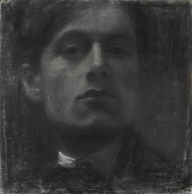 Autoritratto, 1904