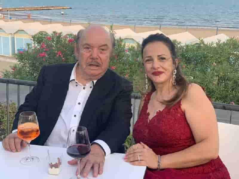 Laura Panigatti Lino Banfi