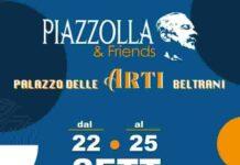 Loc. Piazzolla & Friends, dal 22 al 25 settembre @ Palazzo delle Arti Beltrani a Trani