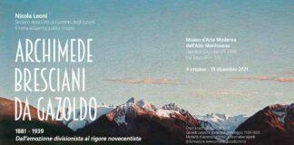 Mostra Gazoldo Mantova Archimede Bresciani da Gazoldo