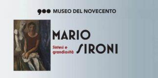 Mostra retrospettiva su Mauro Sironi Milano Museo del Novecento