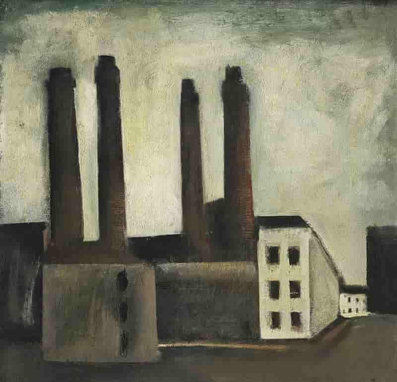 Paesaggio urbano, 1927