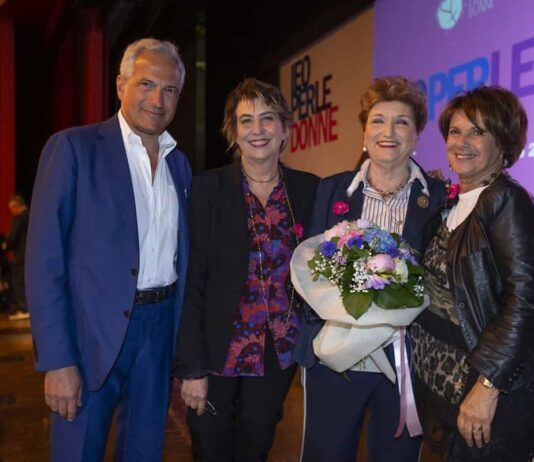 Paolo Veronesi, Serena Dandini, Mara Maionchi, Lella Costa