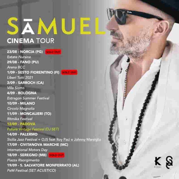 QUAD Cinema Tour