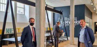 Visita vicesindaco Acito a Cte Next Torino