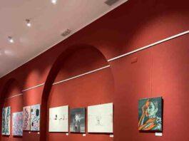 mostra art in mind.galleria cael 1