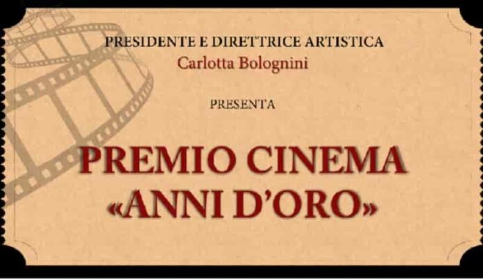 PREMIO CINEMA ANNI D'ORO