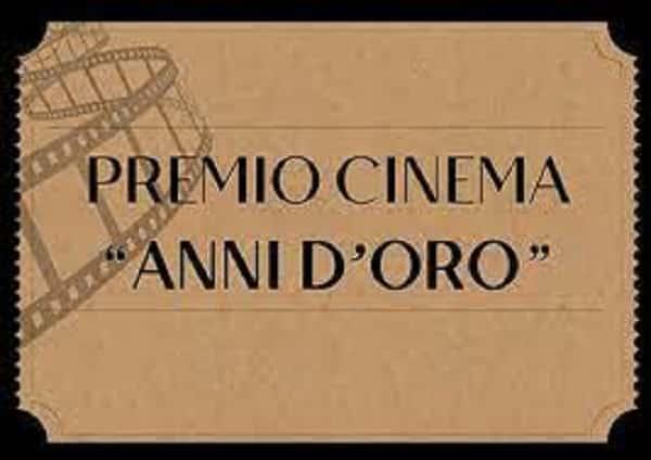 PREMIO CINEMA ANNI ORO