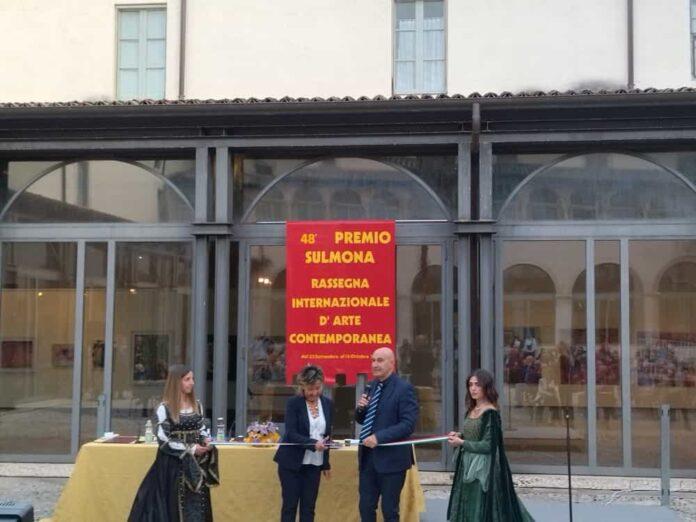 Premio Sulmona Gaetano Pallozzi 2021 di arte contemporanea