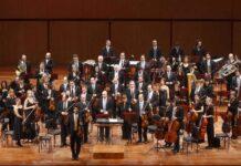 Roma Sinfonietta formazione completa Sala Sinopoli
